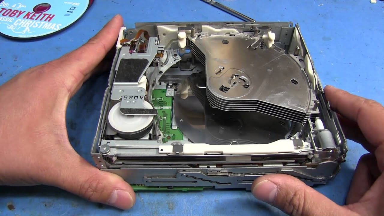 Car Dvd Repair Service