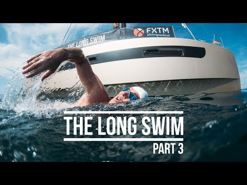 FXTM Presents Lewis Pugh: THE LONG SWIM PART III