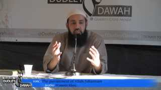 The Punishment of Allah: Hellfire | brother Waseem Khan