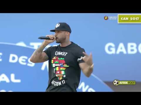 Booba - Live Cérémonie d'ouverture de la CAN 2017 au Gabon