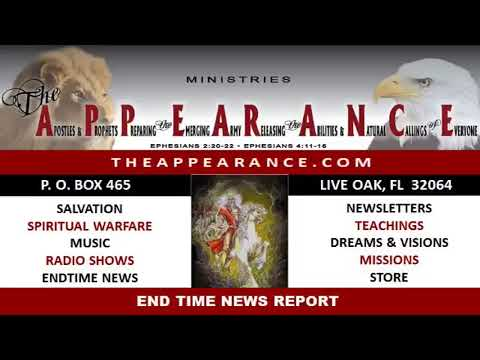 The Appearance * 10.21.17 * End Time News Report With Stan D