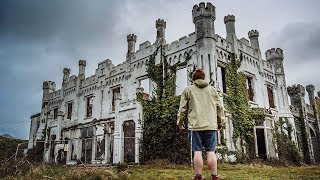 On This ISLAND is an ABANDONED HOTEL That Looks Like a CASTLE
