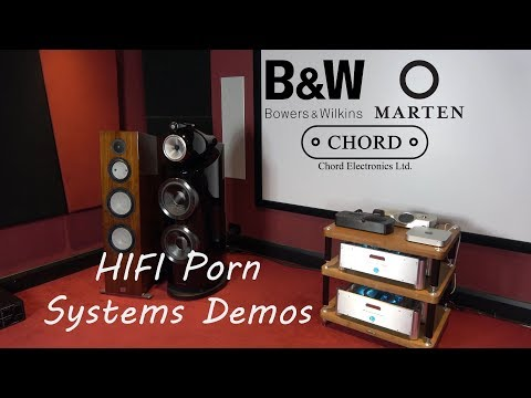 B&W 800 Diamond D3 vs Marten Bird 2 Chord Dave BLU MK 2 Scaler SPM 1400 Bowers Wilkins High Eng HiFi
