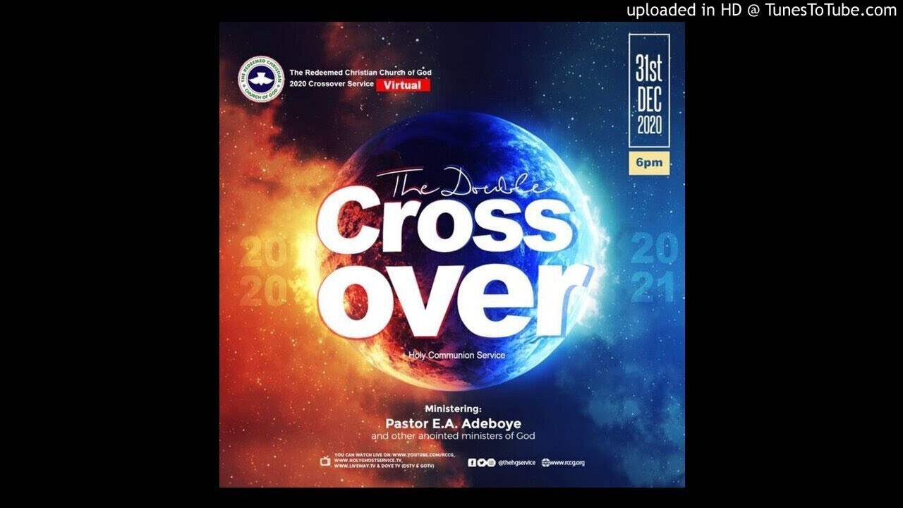Download AUDIO: THE DOUBLE CROSSOVER - PASTOR EA ADEBOYE