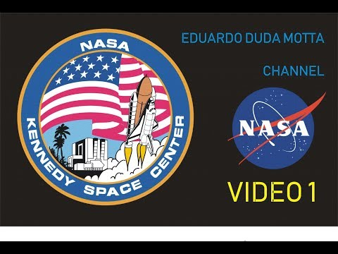 NASA - KENNEDY SPACE CENTER FLORIDA  1 by EDUARDO DUDA MOTTA CHANNEL