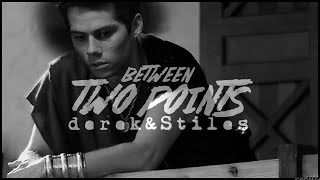 Derek/Stiles - Between two points (Ancient Greece AU)