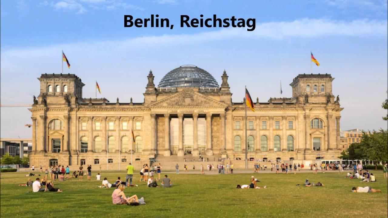 8 most famous landmarks in germany chris butler youtube for 3 famous landmarks