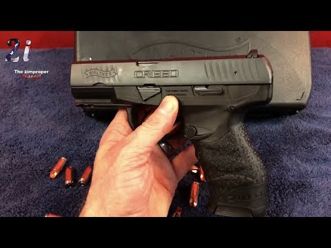 Walther Creed - Precision, Value and the Best Trigger (HD)