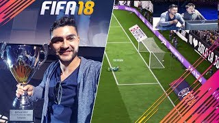 Video FIFA 18 CHAMPION @ BGF - HOW I WON? BEST FORMATION - BEST TACTICS - HOW TO DEFEND - TUTORIAL &TRICKS download MP3, 3GP, MP4, WEBM, AVI, FLV Juni 2018