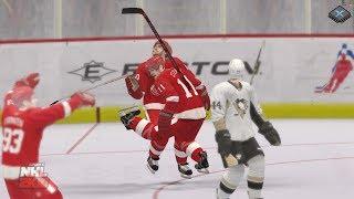Xenia Xbox 360 Emulator - NHL 2K10 Ingame / Gameplay! (DX12 WIP)