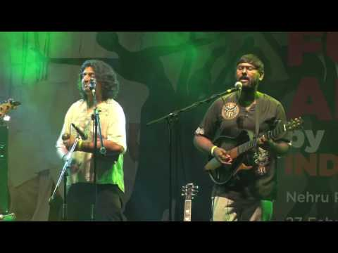MUSIC OF HOPE - MAA REWA THAARO PAANI NIRMAL - INDIAN OCEAN CONCERT