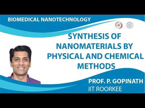 Synthesis Of Nanomaterials By Physical And Chemical Methods