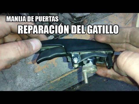 C 243 Mo Reparar El Gatillo De La Manija De La Puerta Del