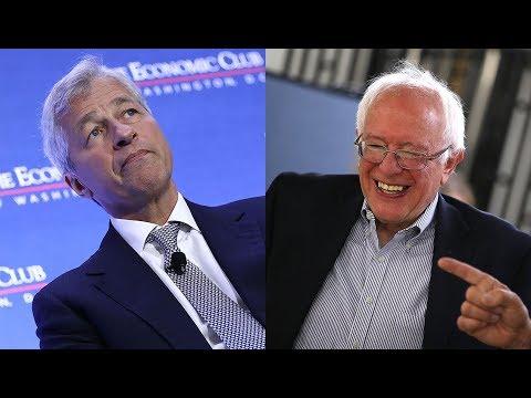 Progressives Can't Win In 2020: JPMorgan CEO