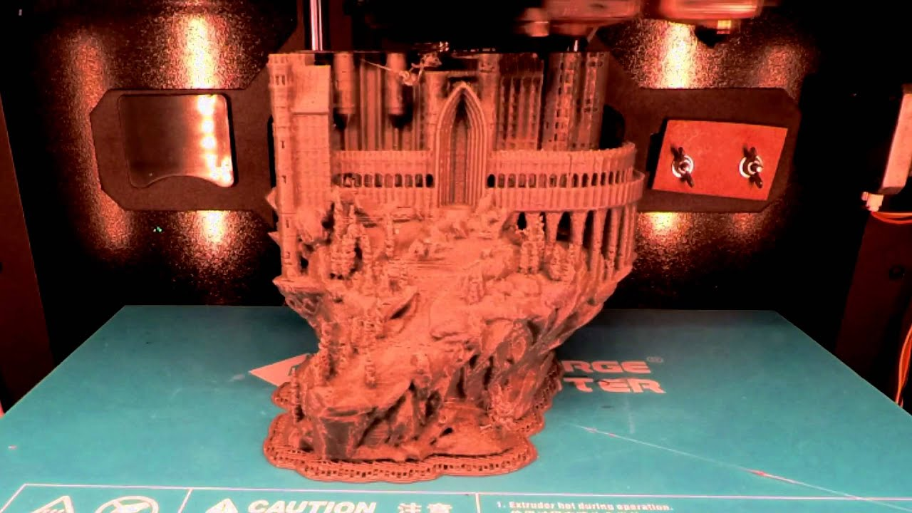 FlashForge 3D Printer Creator Pro Review: Best For Creatives