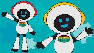 Robot Bailarín y Más | Recopilación de Canciones Infantiles | Mother Goose Club en Español