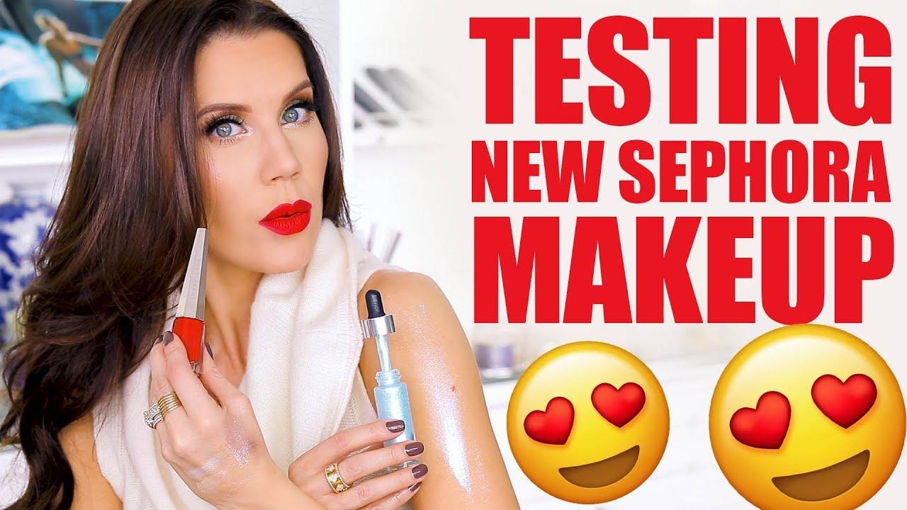 testing-new-sephora-makeup