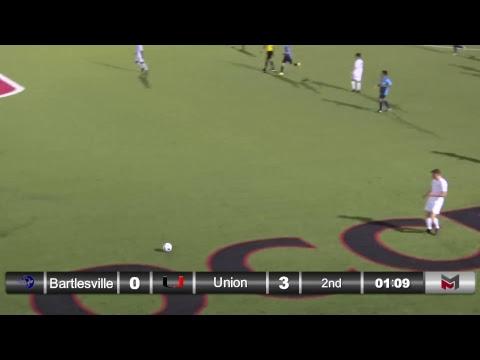 REPLAY Boys soccer vs Bartlesville