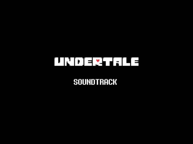 Undertale OST: 035 - Bird That Carries You Over A Disproportionately Small Gap
