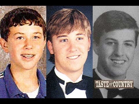 Eric Church, Zac Brown, Keith Urban + More Country Stars Yearbook Photos