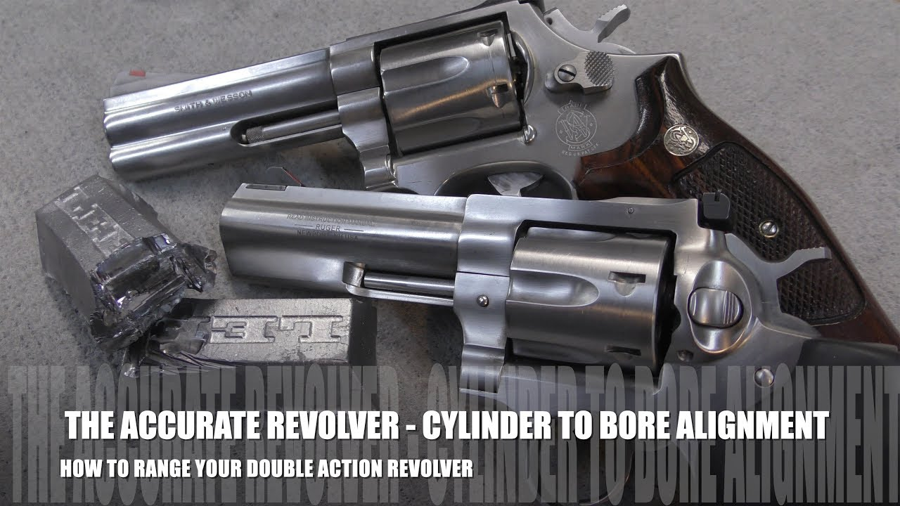 The Accurate Revolver - Range Your Smith & Wesson | Ruger