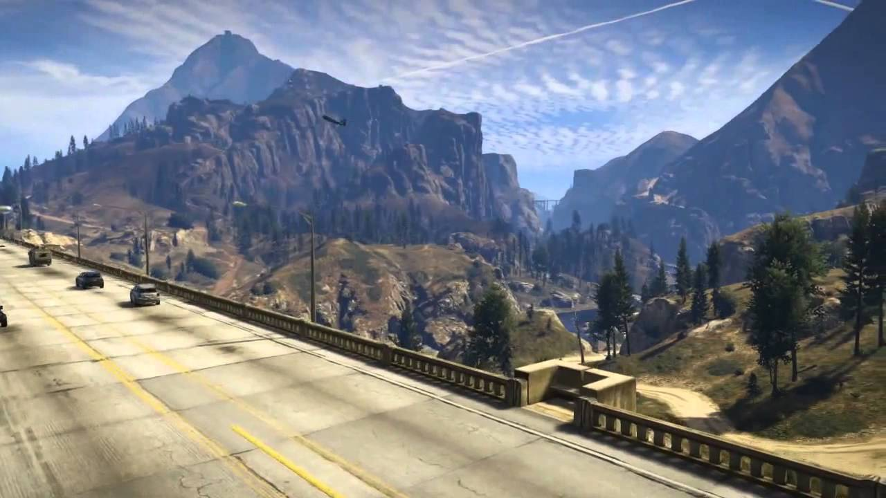 Grand Theft Auto V (GTA V) on PC FULL CRACK by SKIDROW