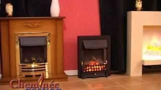 cheminee electrique wibo