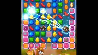 Candy Crush Friends Saga Level 697 - NO BOOSTERS 👩👧👦 | SKILLGAMING ✔️