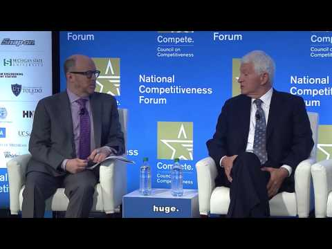 NCF 2015: Innovation is Investment