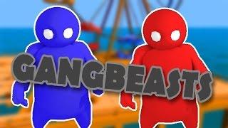 LOS MONIGOTES LUCHADORES!! XDD 2.0 - Gang Beasts - NexxuzWorld