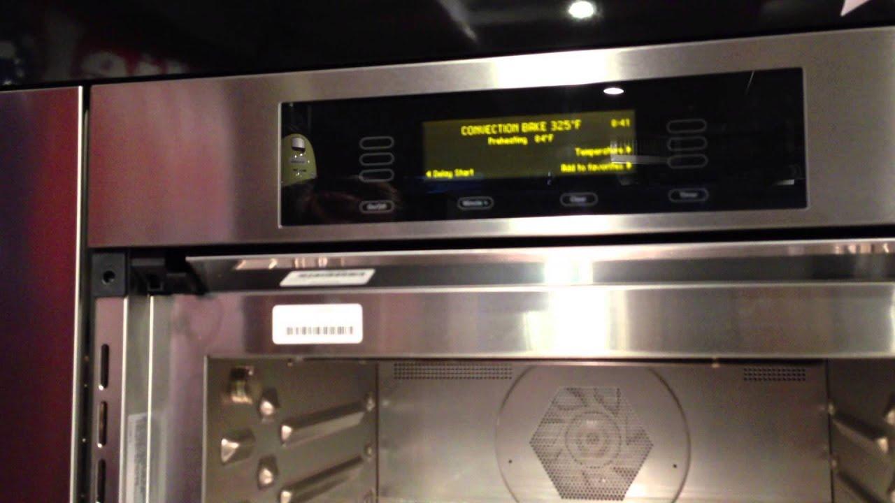 Miele Masterchef Speed Oven Youtube
