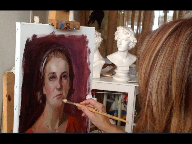 Aprenda a pintar rosto 3