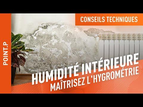 comment calculer l 39 humidit de son habitation point p youtube. Black Bedroom Furniture Sets. Home Design Ideas