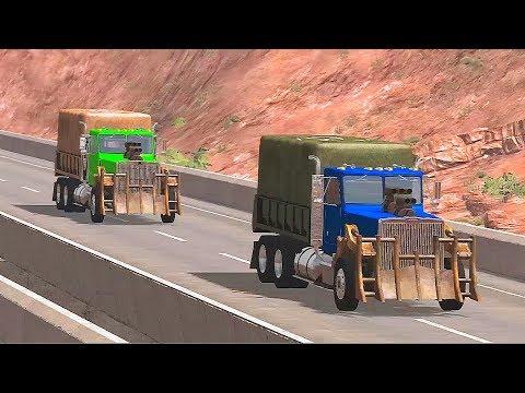 Мультфильм машины грузовики