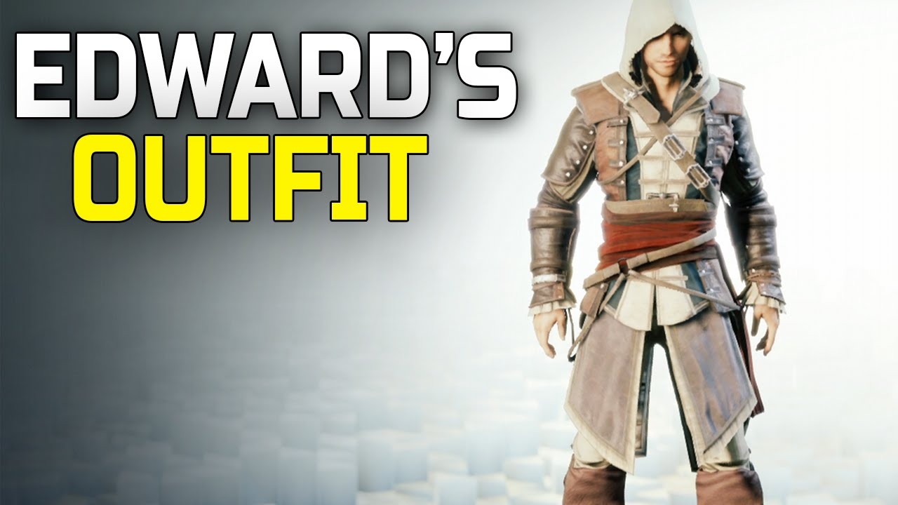Assassin S Creed Unity How To Get Edward Kenway S Outfit Youtube