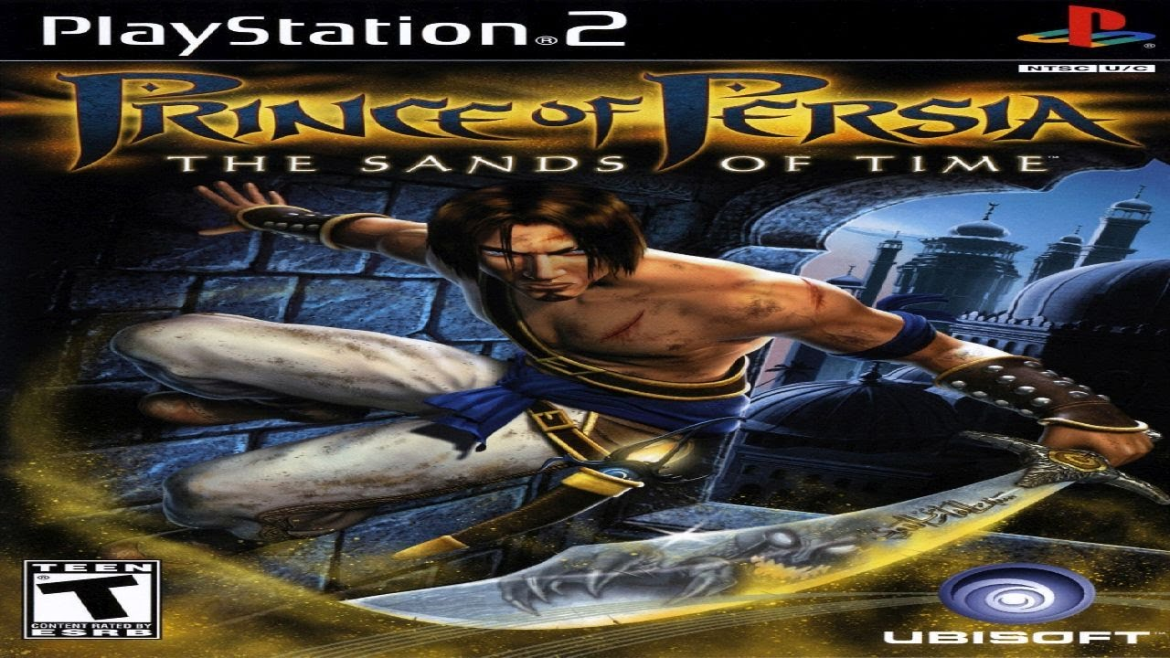 Prince Of Persia The Sands Of Time Ps2 Trainer V1 0 10 Youtube