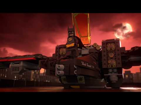 The Batwing - The LEGO Batman Movie - 70916 - Product Animation