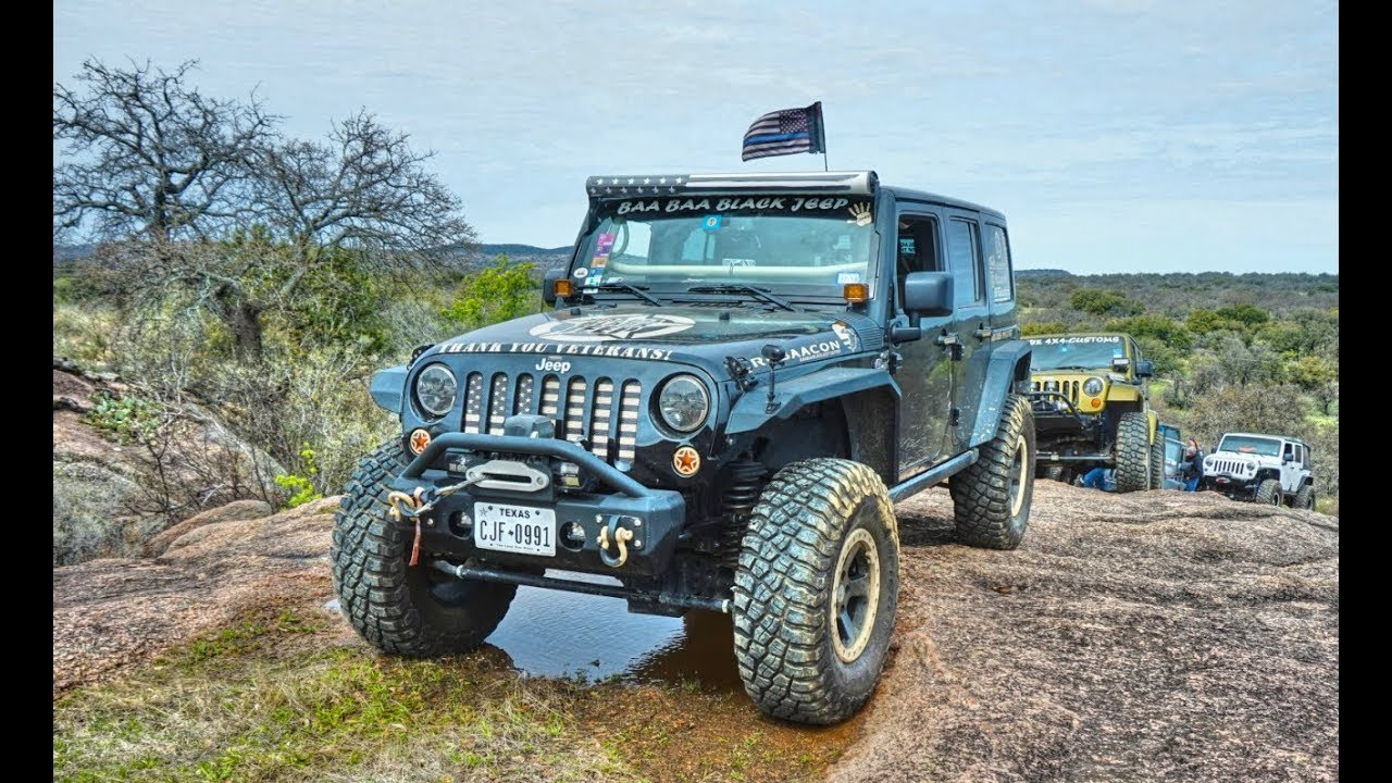 The Best Jeep Trails in Texas - Watch Mountain - Jeep ...