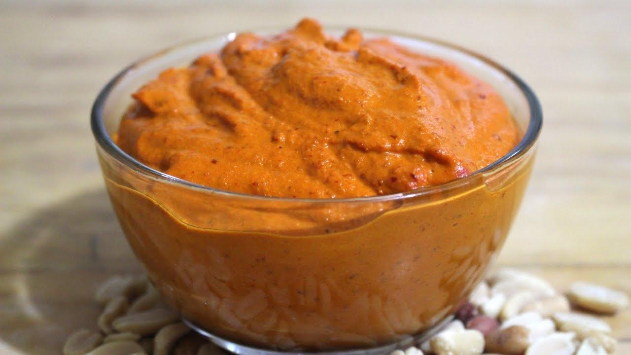 Resultado de imagen para salsa picante de cacahuate