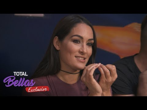 Sushi And Sake?! Will Nikki Give In To Alcohol During Dinner? - Total Bellas Exclusive