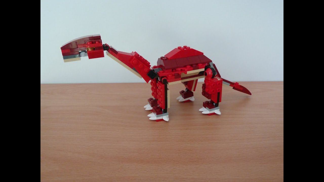 lego 6914 lego creator 3 in 1 t rex brachiosaur 2 3. Black Bedroom Furniture Sets. Home Design Ideas