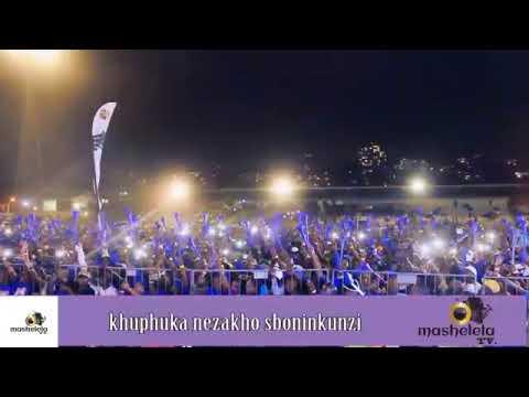 Download khuzani mpungose on stage