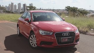 Avaliação Audi A3 Sedan 1.4 Tfsi | Canal Top Speed