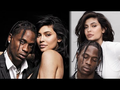 "Kylie Jenner & Travis Scott's SEXY GQ Cover, Talk ""Kardashian Curse"" & Normal Fights"