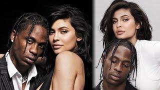 "Kylie Jenner & Travis Scott's SEXY GQ Cover, Talk ""Kardashian Curse"" & Normal Fights"