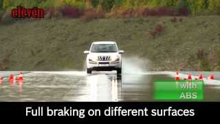 Perbedaan kendaraan dengan ABS dan non-ABS