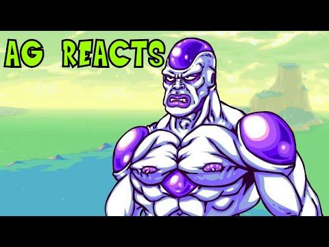 Dragon Ball Zee 2 Reaction