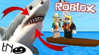 ŽRALOK NA NÁS ÚTOČÍ! - SharkBite (ALPHA) | Roblox CZ/SK /w JaySeeSK