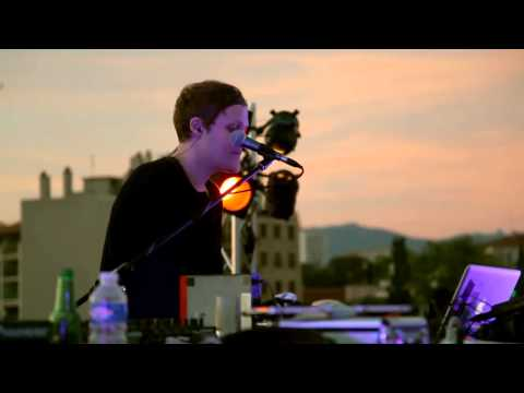 Jan Blomqvist - Black Hole Nights ( live in Marseille @ We are on Top )