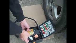 ОБЗОР. Компрессор для авто Continental Conti mobility kit